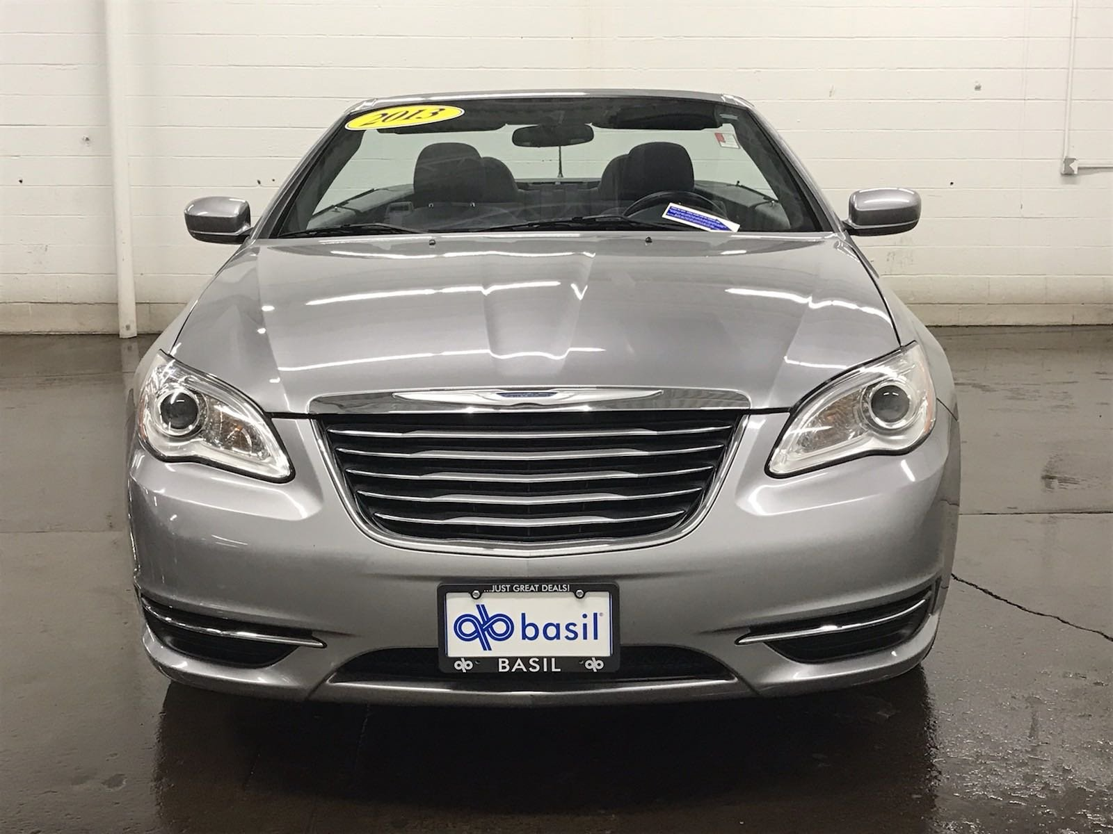 Used 2013 Chrysler 200 Touring Convertible Nfp0853b In Di City 2015 Tinted Windows Pre Owned