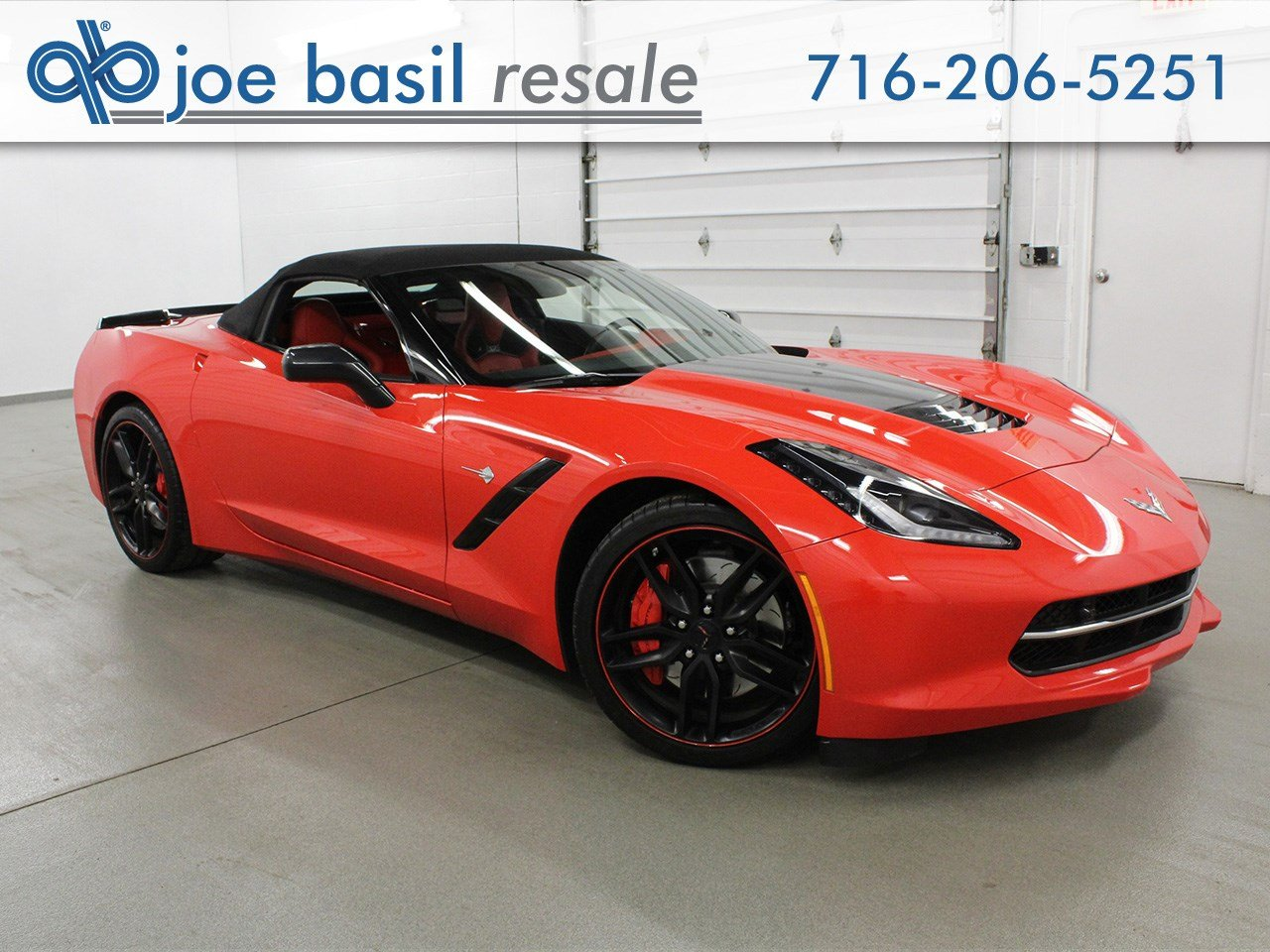Pre-Owned 2019 Chevrolet Corvette Z51 3LT