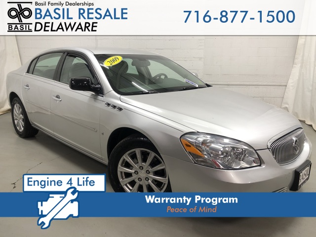 Pre-Owned 2009 Buick Lucerne CX