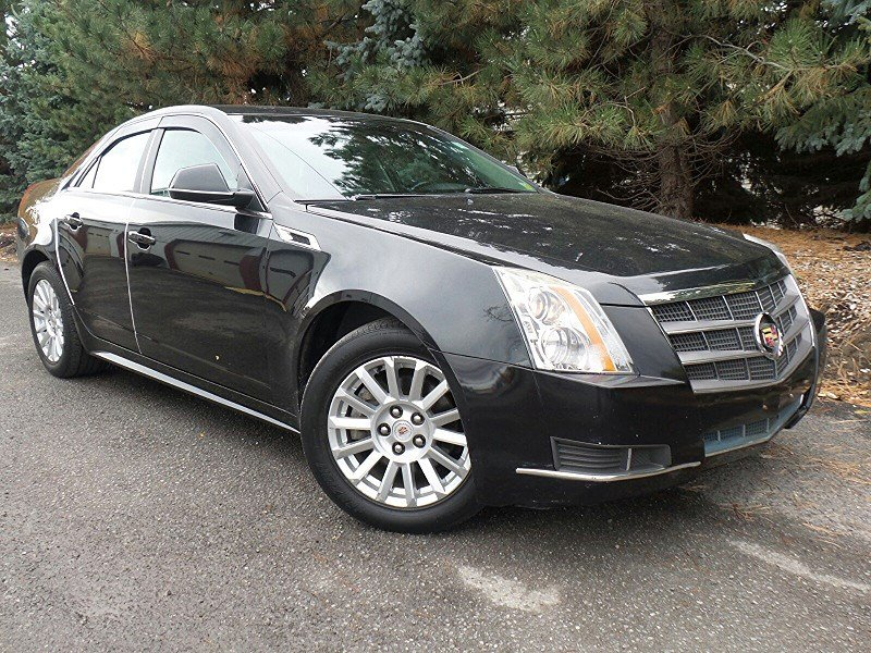 Pre-Owned 2011 Cadillac CTS Sedan