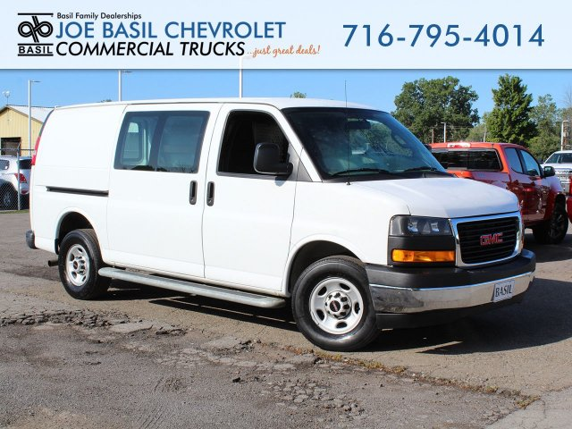 Certified Pre-Owned 2018 GMC Savana Cargo Van CARGO