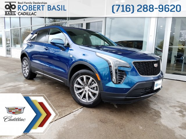 New 2019 Cadillac Xt4 Fwd Sport Rb19699 In Orchard Park Ny Basil Family Dealerships