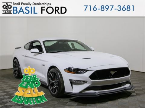 New 2019 Ford Mustang GT - #190755C in Cheektowaga, NY | Basil Family Dealerships