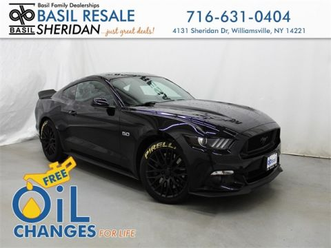 Used 2017 Ford Mustang GT - #X2898A in , NY | Basil Family Dealerships