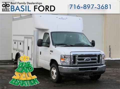 New 2019 Ford Econoline Cutaway Base - #190610TZ in Cheektowaga, NY | Basil Family Dealerships