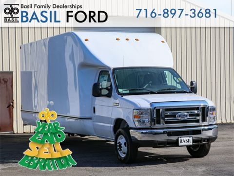 New 2019 Ford Econoline Cutaway E-450 DRW - #191169TZ in Cheektowaga, NY | Basil Family Dealerships