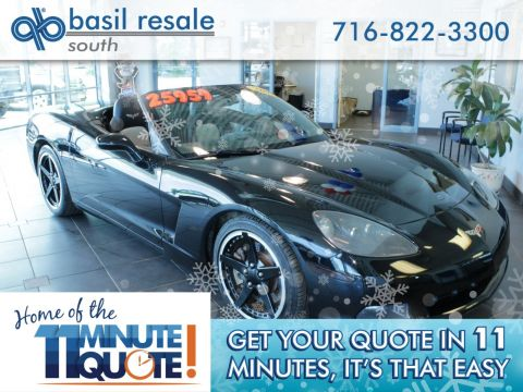 Pre-Owned 2007 Chevrolet Corvette Convertible