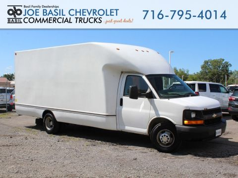 Pre-Owned 2012 Chevrolet Express Commercial Cutaway Work Van