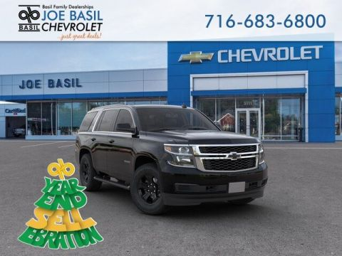New 2019 Chevrolet Tahoe LS 4WD - #D2874T in Depew, NY | Basil Family Dealerships