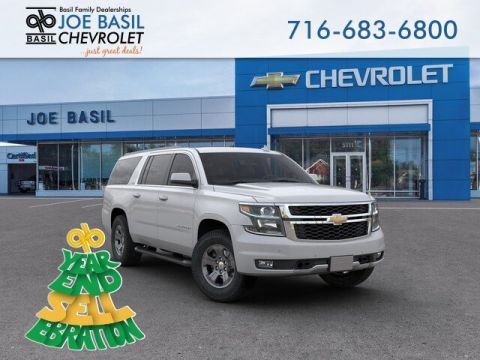 New 2019 Chevrolet Suburban LT 4WD - #D516T in Depew, NY | Basil Family Dealerships