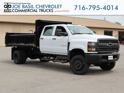 New 2019 Chevrolet Silverado MD Work Truck 4WD - #19C217T in Depew, NY | Basil Family Dealerships