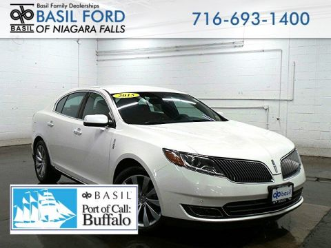 Pre-Owned 2015 Lincoln MKS AWD