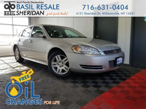 Used 2015 Chevrolet Impala Limited LT - #X2802A in , NY | Basil Family Dealerships
