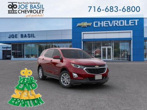 New 2019 Chevrolet Equinox LT - #CCR856 in Depew, NY | Basil Family Dealerships