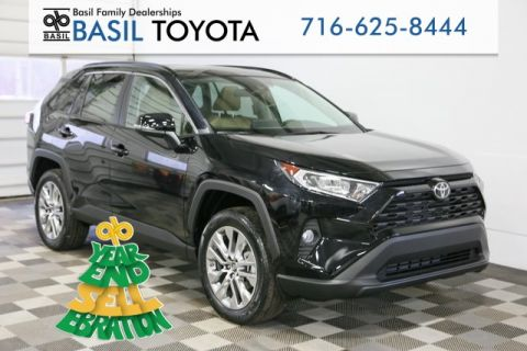 New 2019 Toyota RAV4 XLE Premium AWD - #90701 in Lockport, NY | Basil Family Dealerships