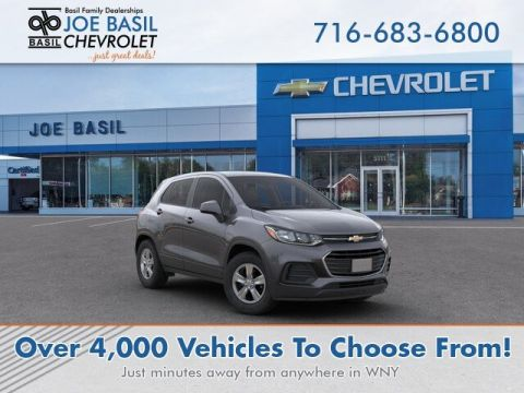New 2020 Chevrolet Trax LS - #E210T in Depew, NY | Basil Family Dealerships