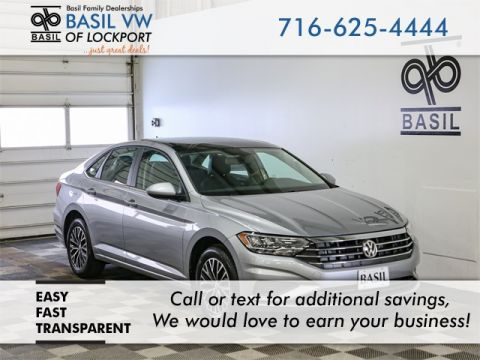New 2019 Volkswagen Jetta 1.4T SE - #V9878 in Lockport, NY | Basil Family Dealerships