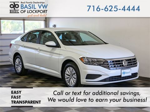 New 2019 Volkswagen Jetta 1.4T S - #V9890 in Lockport, NY | Basil Family Dealerships