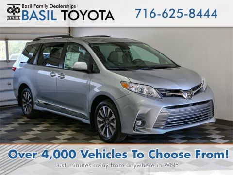 New 2020 Toyota Sienna XLE Premium With Navigation & AWD - #20119 in Lockport, NY | Basil Family Dealerships