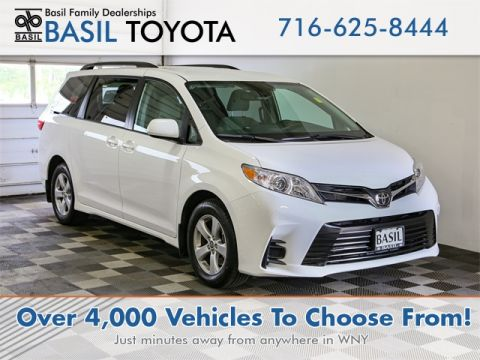 New 2020 Toyota Sienna LE - #20035 in Lockport, NY | Basil Family Dealerships