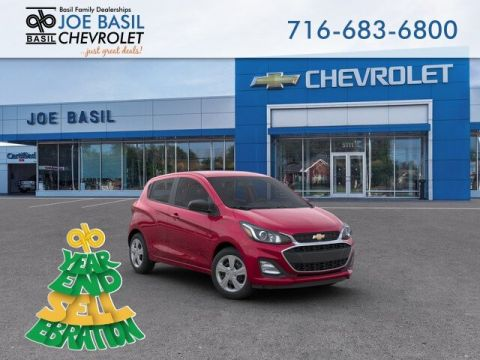 New 2020 Chevrolet Spark LS - #E282 in Depew, NY | Basil Family Dealerships