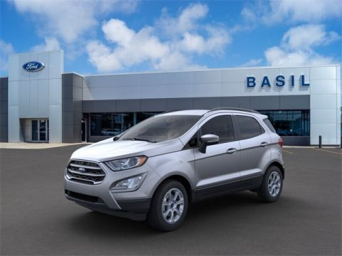 New 2019 Ford EcoSport SE 4WD - #190833T in Cheektowaga, NY | Basil Family Dealerships